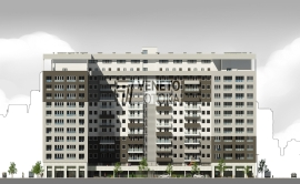 VENETO OTOKA Residential and commercial building under construction